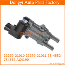 NEW HIGH QUALITY IDLE CONTROL VALVE FOR 22270-21010 22270-21011 73-4552 734552 AC4190