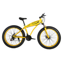ALTRUISM A-100 Fat Bike 21 Speed 26 Inch Snow Bike mountain bike Aluminum Alloy Bicycle Frame 26*4.0 Fat Bikes(China)