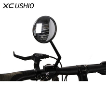 Buy 1 piece rear view mountain sport & Road street Bike side convex mirror glass Bicycle handlebar mirrors back kind bike for $3.10 in AliExpress store