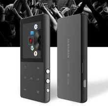 Touch Screen HIFI Metal 8G Sport MP4 Player with Recorder FM Radio Pedometer Music Video Player Support TF Card, Up to 64GB