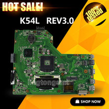 for ASUS X54H K54L REV 3.0 Notebook Motherboard PC Main board professional Wholesale Fast shipping(China)