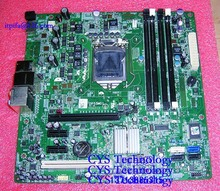 Free shipping for Dell motherboard for XPS 8000 system motherboard DP55M01  LGA 1156 chipset P55 X231R