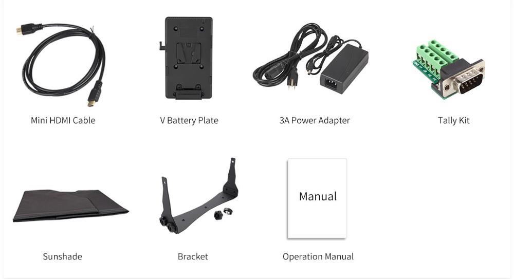 P173-9HSD accessories
