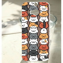 For HTC One M10 M9 Plus M8 mini M7 M4 X9 A9 Desire 510 626 616 10 Pro 830 Download Neko Atsume hard PC mobile phone cases