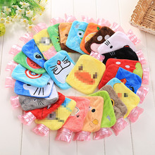 Creative Cute Batman Cartoon Totoro Kawaii Hello kitty Fashion Fruits Hand Feet Warm Hot Water-filling Hot-water Bag Bottles(China)