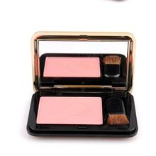 Baked Blush Makeup Cosmetic Natural Baked Blusher Powder Palette Charming Cheek Color Face Makeup Blusher A5