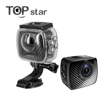 30M Waterproof Magicsee P3 360 Degree Camera 16MP Panoramic Action Dual lens camera 3040*1520P Full HD 4K VR Camera