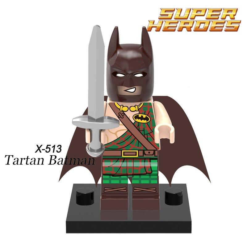 Building Blocks Tartan Batman The Dark Knight Joker Minifigures Superhero Deadpool Starwars Bricks Kids Educational Toys Hobbies<br><br>Aliexpress