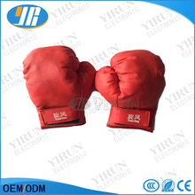 Boxing Gloves Arcade Console Accessories Boxing Game Machine Gloves(China)