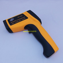 GM1150A Non-Contact LCD display IR Infrared Digital Temperature Gun Thermometer -18~1150C (0~2102F) 0.1~1.00 adjustable(China)