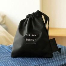 BF050 Private bag waterproof bag secret pouch 16*12cm free shipping(China)
