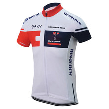 New 2017 Cycling jersey Ciclismo Highway/Mountain Bicycle White pro team clothing Summer Breathable riding racing NOWGONOW