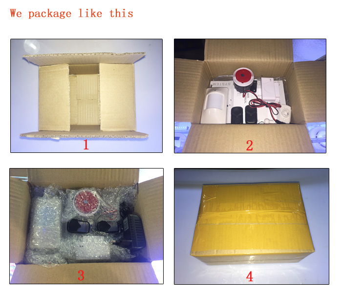 oversea package