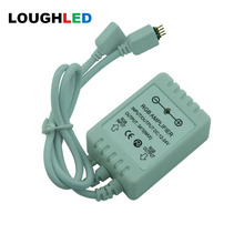 Small RGB LED Amplifier 6A, DC12V~24V LED Repeater for LED Flexible Strip