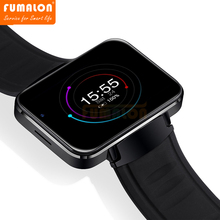 FUMALON DM98 Bluetooth Smart Watch Android OS 3G Smartwatch Phone MTK6572 Dual Core 1.2GHz 512MB RAM 4GB ROM Camera WCDMA GPS