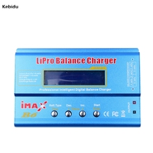kebidu Hot selling iMAX B6 Lipro NiMh Li-ion Ni-Cd RC Battery Balance Digital Charger for NiMH NiCd Battery 60W Max