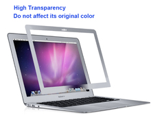"XSKN Screen Protector for Macbook Air 13"" A1369 A1466 Anti blue Ray Clear Ultra Thin HD PET Anti-Glare Screen Protective Film"