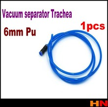 1pcs 1meter for lcdVacuum separator Pneumatic duct hose vacuum separator 6mm pu trachea extension