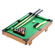 HG201D Mini Billiards Table Educational Toys Family Use Game Children Gift Leisure Recreation Boys Guys Family Fun Table Sports