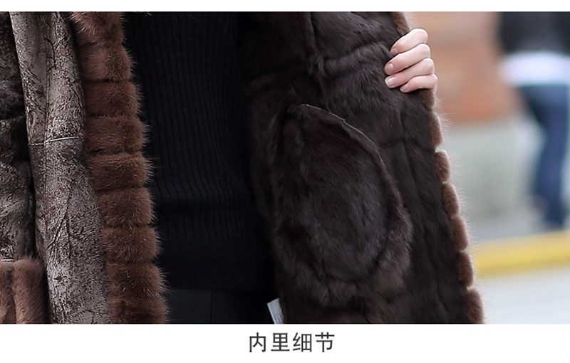 genuine real fur and leather jacket women (11)