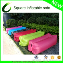 2017 New outdoor inflatable Sunbed Beach hangout Air Lounger inflatable hangout laybag air lounger lazy bag air sofa air bed