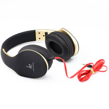 2017 Best Sale 3.5mm Over-Ear Adjustable Star Funky DJ Headphones for Kids Start Headset JKR102