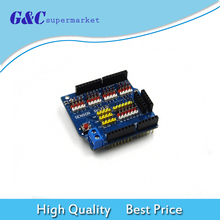 Buy V5 Sensor Shield Expansion Board Shield Arduino UNO R3 V5.0 Electric Module Expansion Board for $3.20 in AliExpress store