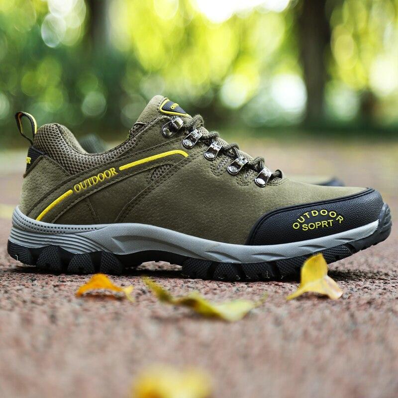 Pour Chaussures En Sneakes Acheter Hiver Randonnée Escalade Hommes R1qa87