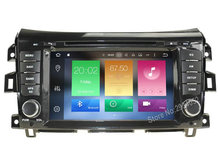 FOR NISSAN NAVARA Android 6.0 Car DVD player Octa-Core(8Core) 2G RAM 1080P 32GB ROM WIFI gps head device unit stereo(China)
