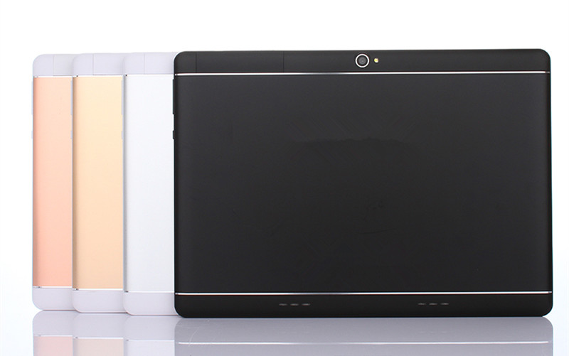 10 inch 4G LTE tablet PC Octa core Dual sim dual standby phone 1920*1200 HD IPS 8.0MP 4 GB 32 GB Android 7.0 WIFI Bluetooth GPS