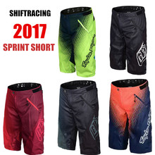 SHIFTRACING 2017 TLD Sprint MTB Bicycle Shorts Mens Troy Lee Designs ALL Mountain Bike Short Cycling Downhill Bicycle DH Shorts