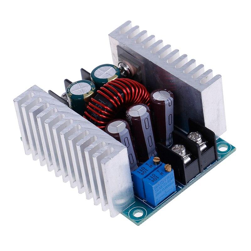 1pc 6V To 40V DC 300W 20A CC CV Constant Current Adjustable Step Down Converter Module