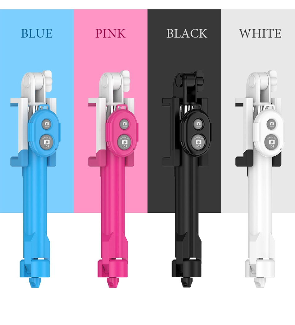 Bluetooth Selfie Stick Tripod (2)