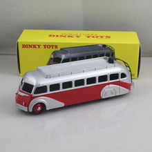 Atlas 1:43 Dinky Toys 29E AUTOCAR ISOBLOC Miniatures Diecast Toys Car Models Limited Edition(China)