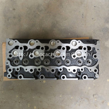 Factory price Auto diesel engine parts V2403 V2203 cylinder head for Kubota