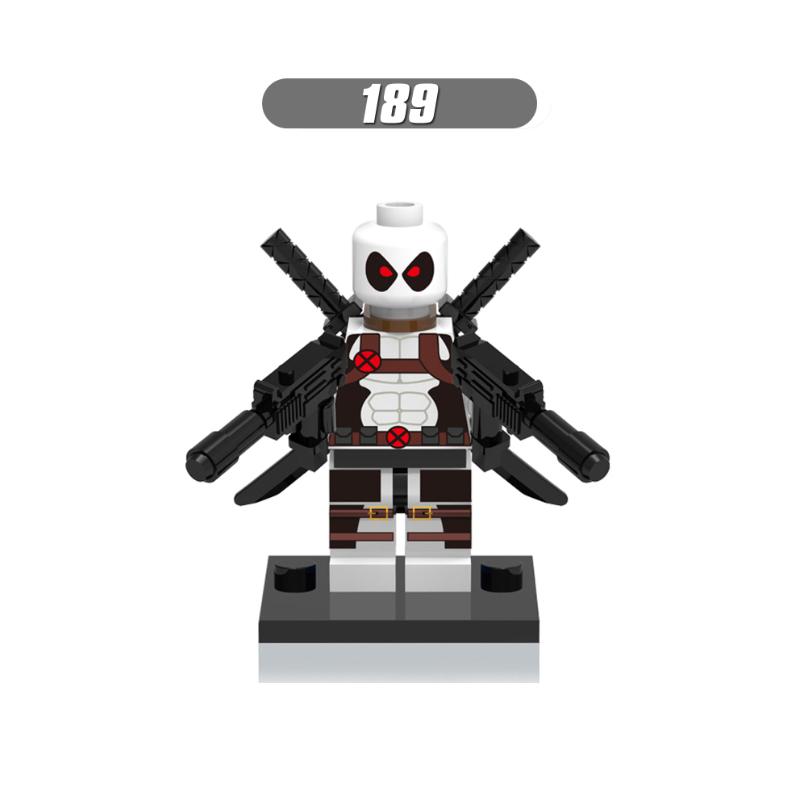 XH189-White Deadpool