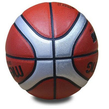 Factory direct sale basketball students sports wholesale Absorb sweat PU basketball movement The game of basketball(China)