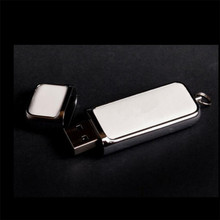 Leather USB 3.0 4GB 8GB 16gb 32GB 64gb Memory Flash Drive Custom Embossed Logo Photography Gift USB (30pcs free logo)