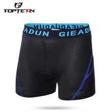 Buy High Pad Moto Shorts Bicycle Cycling Underwear Silicon Gel 3D Padded Bike Short Pants Cycling Shorts for $7.95 in AliExpress store