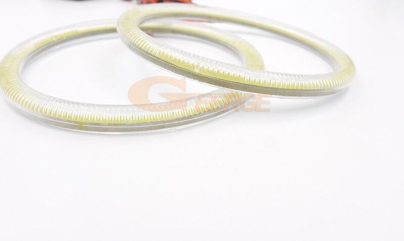 cob led angel eyes kit halo rings 2x100mm(3)