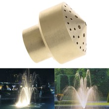 "G1/2"" DN15 Brass Fireworks Fountain Nozzle Sprinkler Garden Water Spray Head"