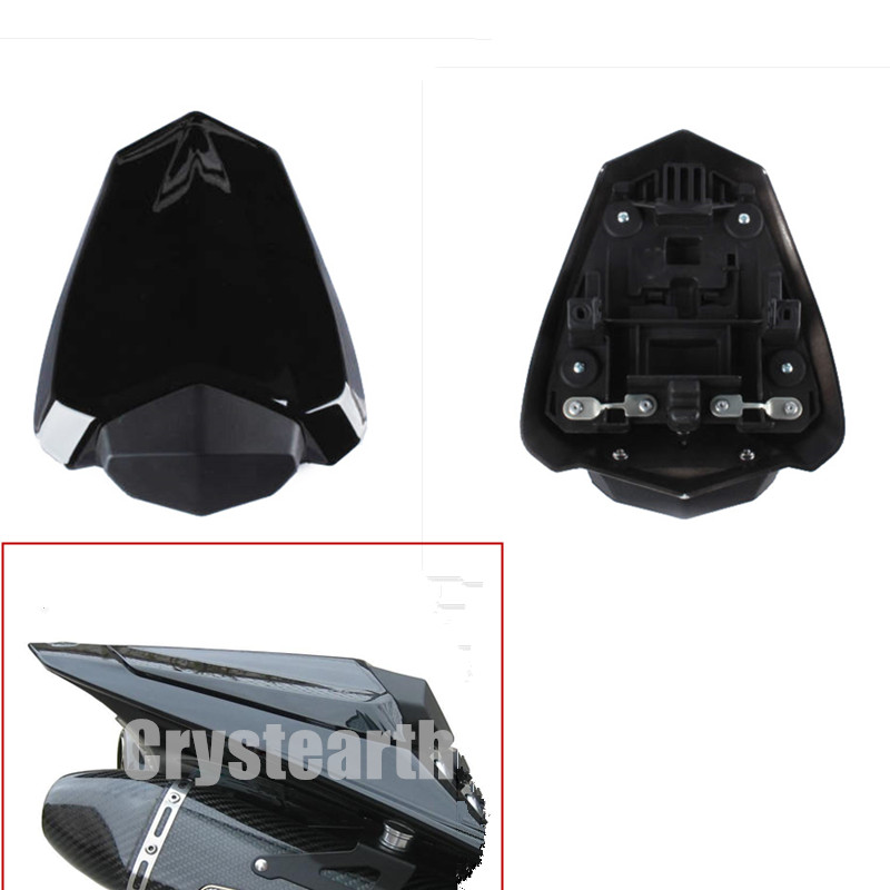 Black Motorcycle Rear Back Seat Cover Cowl Fairing For Yamaha YZF R1 2009-2014 2010 2011 2012 2013 YZF-R1 YZFR1 09 10 11 12 13<br>