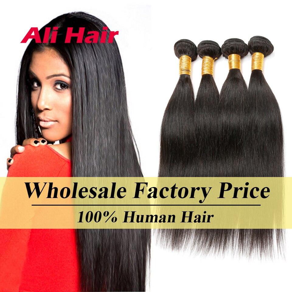 8A Brazilian Virgin Hair Straight 4 Bundles Jet Black Brazilian Straight Hair 4 Bundles Straight Brazilian Hair Annabelle Hair<br><br>Aliexpress