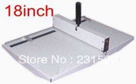 Office paper creaser, creasing machine for paper photo card 460mm , manual scoring machine 18<br><br>Aliexpress
