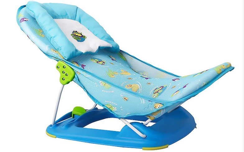 Unusual Summer Baby Bath Chair Contemporary - Bathroom with ...