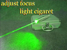 Professional Powerful! green laser pointers 100000mw 100w 532nm Burning Match cigar cutting paper plastic+5 caps+glasses+charger