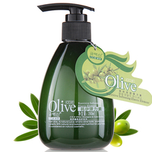 CO.E Olive elastin Curl Enhancer Hair Styling Elastin Lasting Moisture Anti Frizz Easy To Stereotypes(China)
