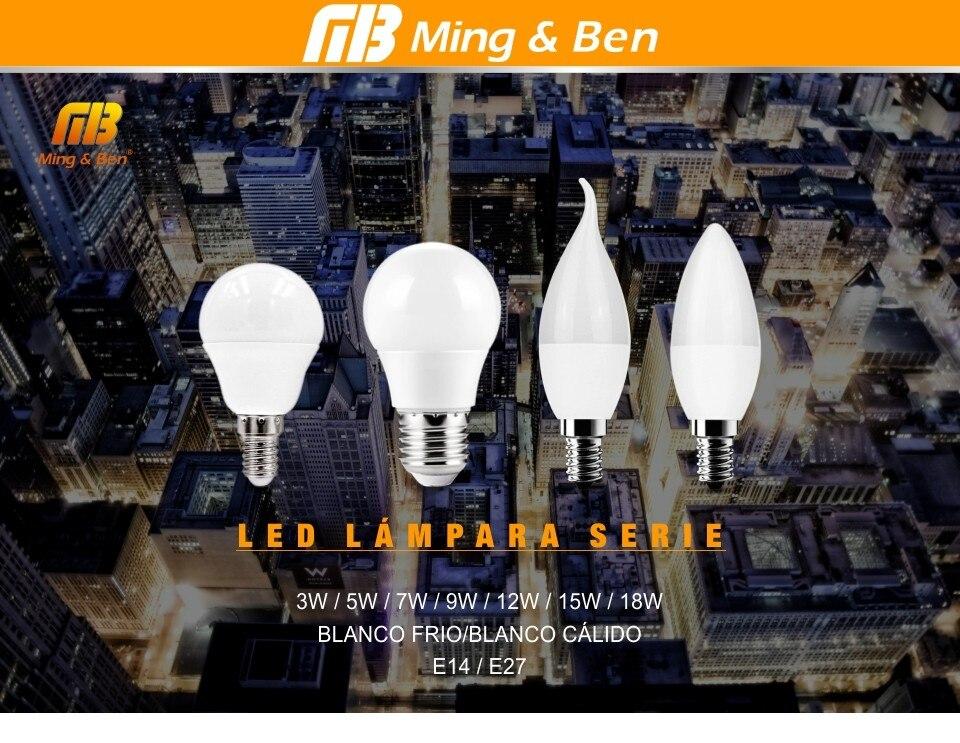 E14 E27 LED Bulb Lamp Series_01
