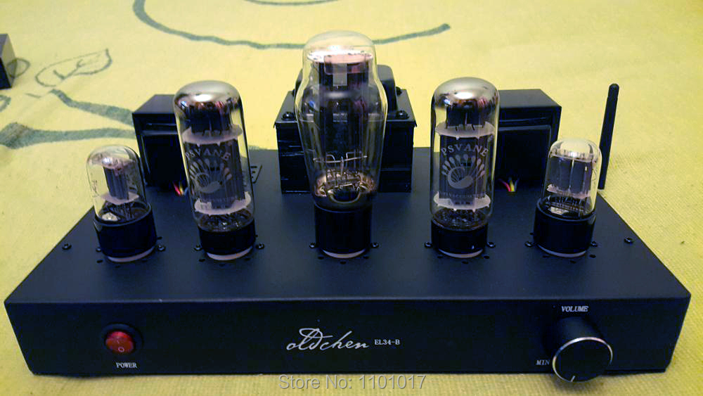 Oldchen_EL34_black_bluetooth_tube_ampfier-1