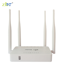 English Firmware Wireless WIFI Router 300Mbps 802.11 b/g/n point 5 ports router for SOHO